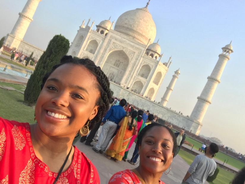 Agra/Jaipur & Being BlackAbroad